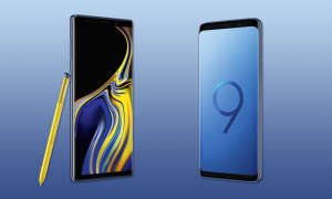 Samsung Galaxy Note 9 vs Galaxy S9