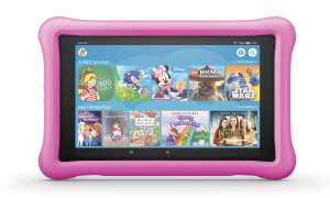 Tablet Fire HD 8 Kids Amazon rosa