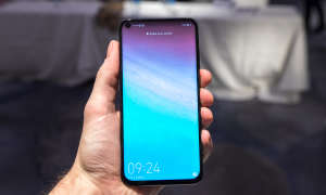 Honor View 20 Frontdisplay