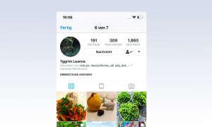 Instagram Konto gehackt