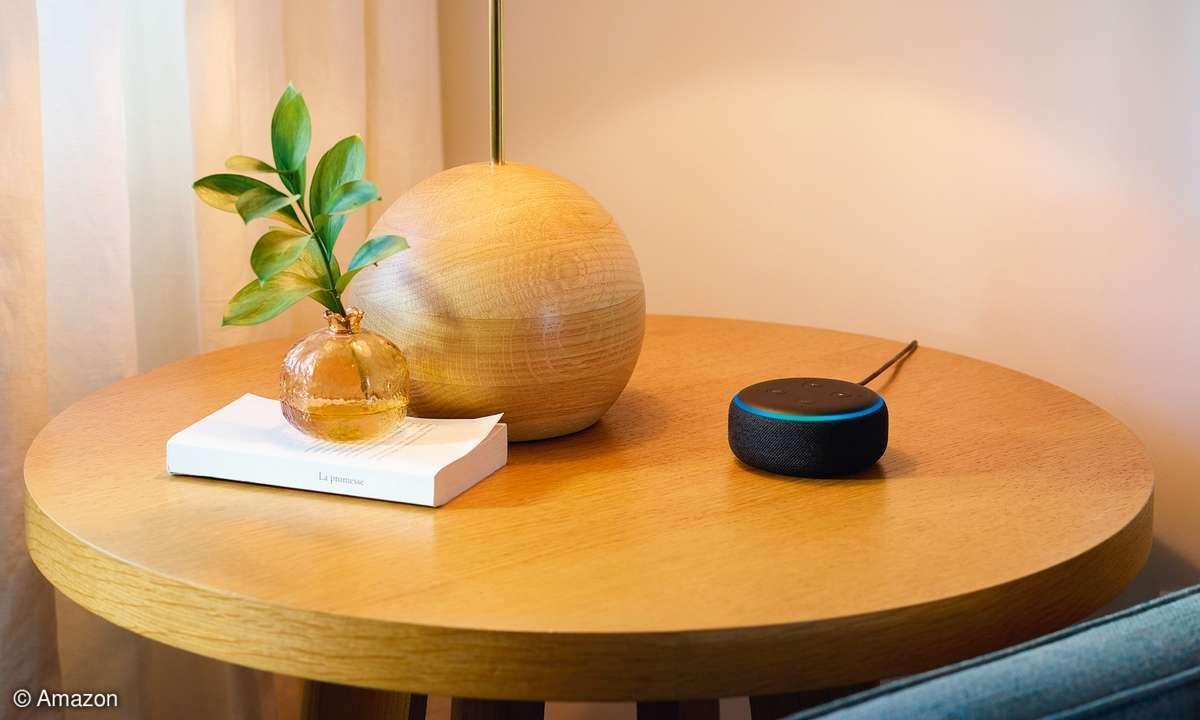Amazon Alexa Lautsprecher dritte Generation