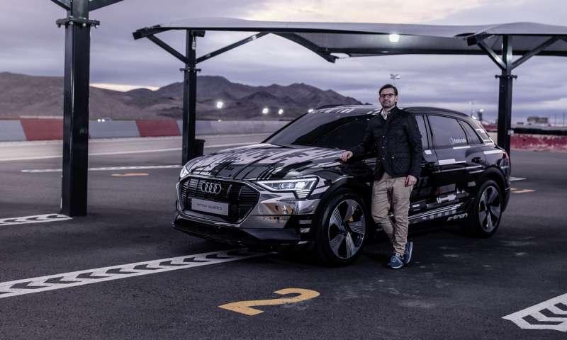 Audi Mit Virtual Reality Wird Das Auto Zum Raumschiff Connect