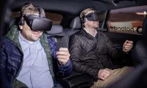 Holoride VR-Erlebnis Rocket's Rescue Run