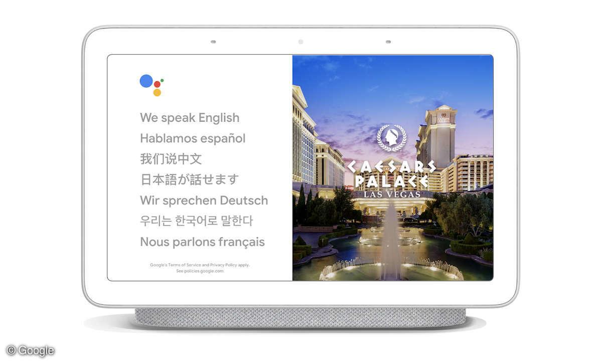 Google Assistant Interpreter-Mode
