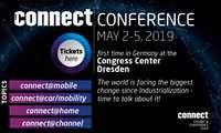 connect-ec: Deutschlands erste Telekommunikationsmesse