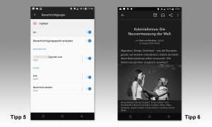 Unterwegs arbeiten: 10 Apps für das mobile Büro - Tipp 5 & 6