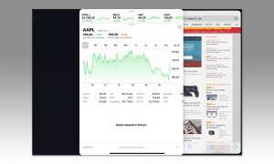 Multitasking iOS 12: Split View Display Seitentausch