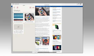 Multitasking iOS 12: Slide-Over-App verschieben