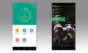 Xperia XA2 Plus und HTC U12 Life im Vergleich - Screens