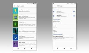Xperia XA2 Plus und HTC U12 Life im Vergleich - Sony Screens
