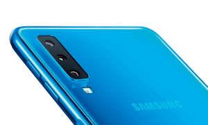 Samsung Galaxy A7 (2018) im Test - Triple-Kamera