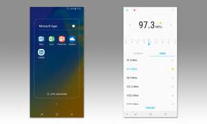 Samsung Galaxy A7 (2018) im Test - Apps