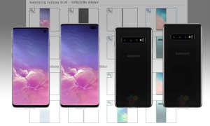 Galaxy S10: Winfuture.de leakt Pressebilder