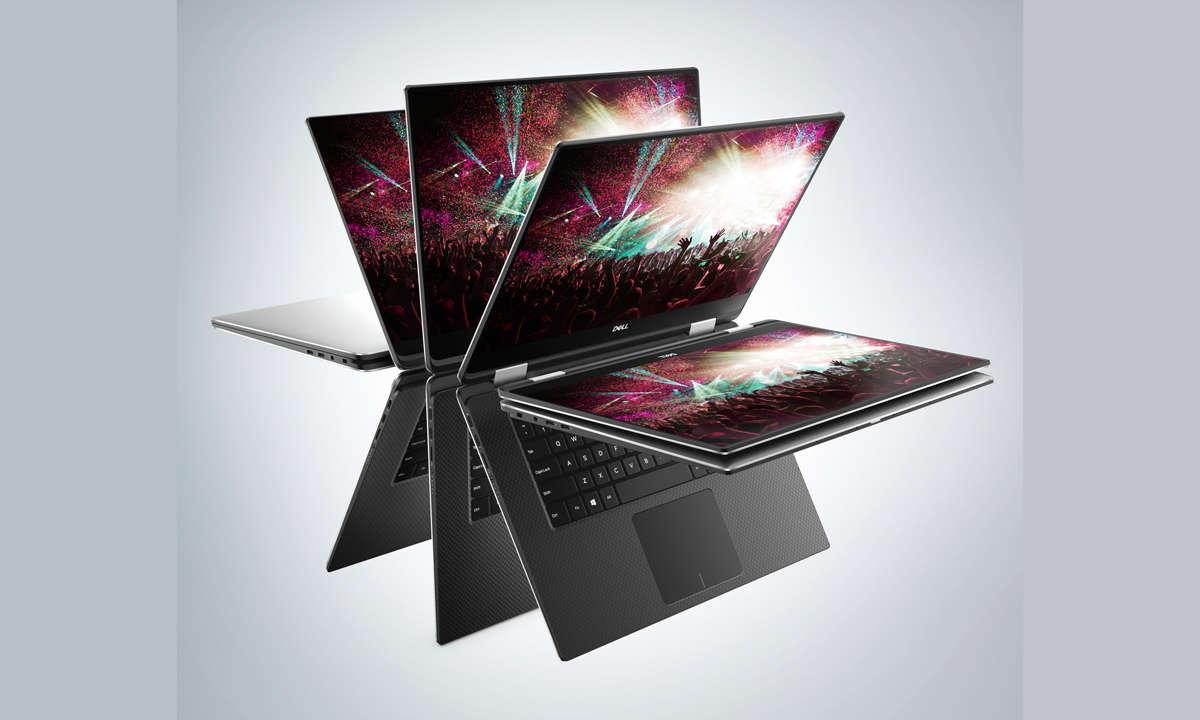Dell XPS 15 2-in-1 (9575): Full-HD vs 4K