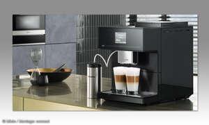 Smarte Küche - Kaffeemaschine Miele
