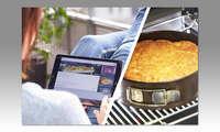 Smarte Küche - Backofen Bosch