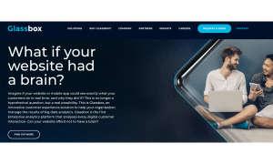 Die Firma Glassbox im Internet