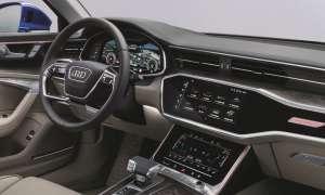 Audi A6 Avant 2018 Innenraum
