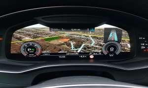 Audi A6 Avant 2018 Navigation 1