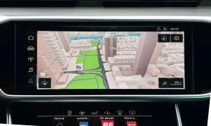 Audi A6 Avant 2018 Navigation 2
