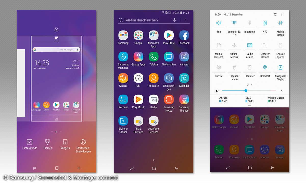 Samsung Galaxy A9 (2018) im Test