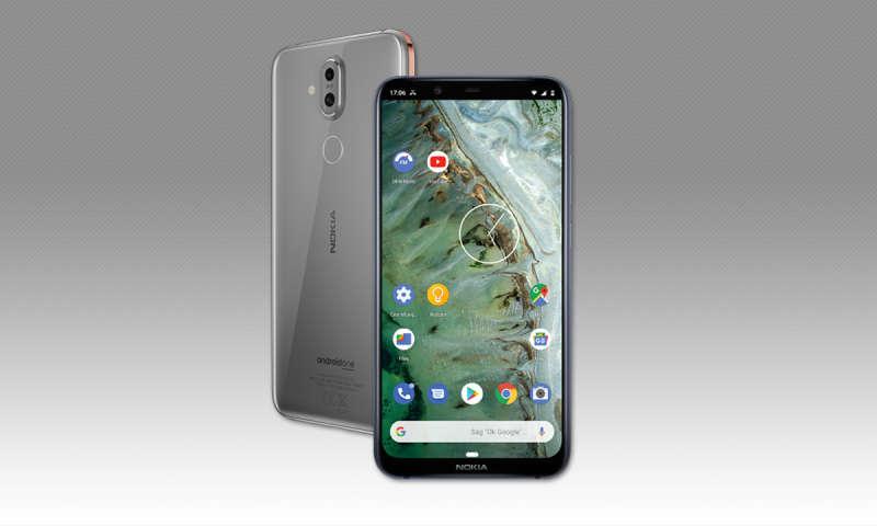 Nokia 8 Maße