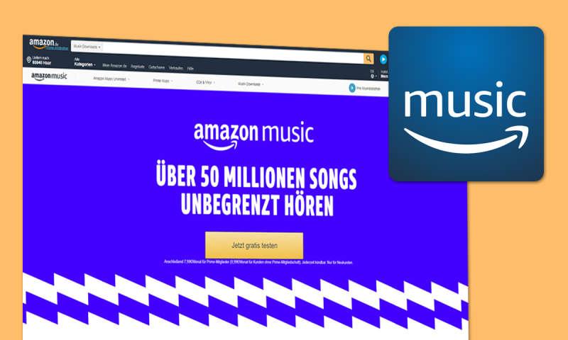 9a5d02981808b7 Amazon Music Unlimited: Was ist das? Was kostet es? - connect