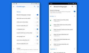 chrome android webseiten benachrichtigungen deaktivieren