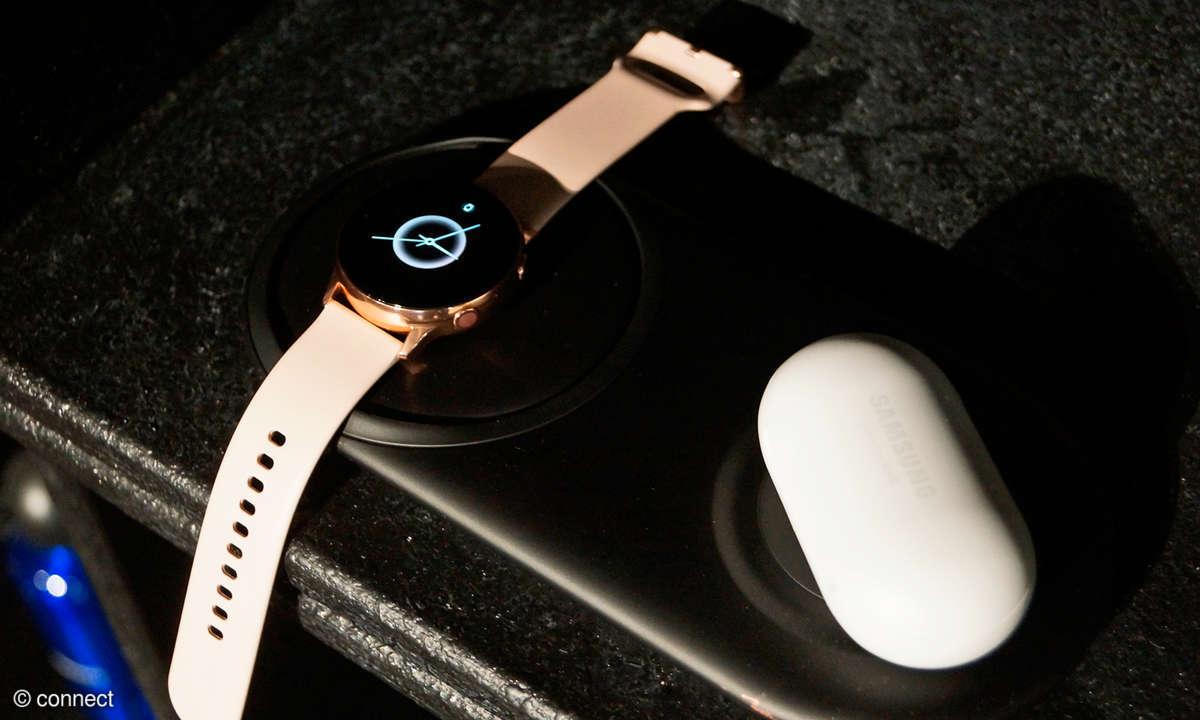Samsung Galaxy Watch und Galaxy Buds