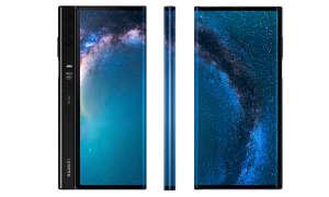 Huawei Mate X alle Seiten