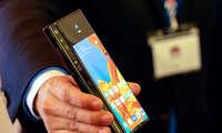 Huawei Mate X Fingerprintsensor