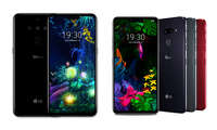 LG G8 und V50 ThinQ