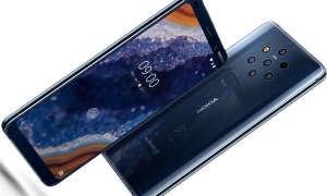 Nokia 9 Pureview mit Penta-Optik