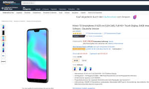 Honor 10 Smartphone Amazon