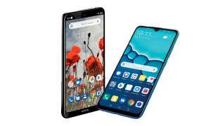 Huawei P smart 2019 und Nokia 5.1 Plus im Vergleich