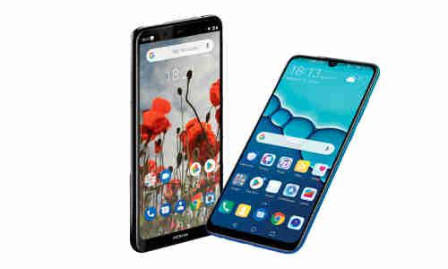 Huawei P Smart 2019 Sim Karte Einlegen.Vergleichstest Huawei P Smart 2019 Vs Nokia 5 1 Plus Connect