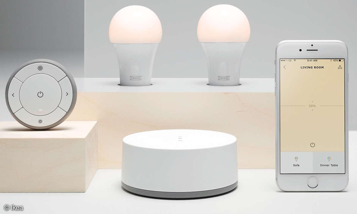 Smarte Lampen: Philips, Osram & Co. im Smart Home