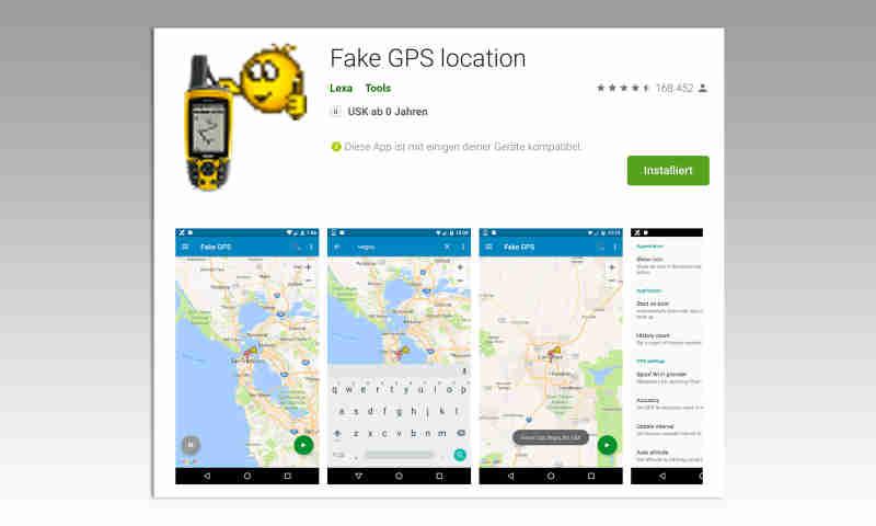 Google Mein Standort ändern
