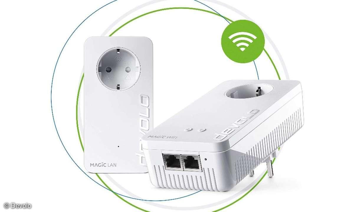 Powerline-WLAN-Adapter
