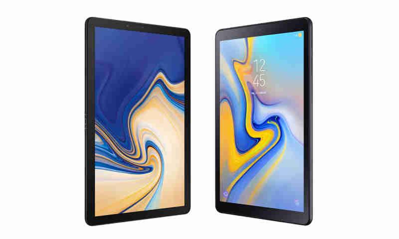nu kopen uiterst stijlvol stopcontact Samsung Galaxy Tab S4 LTE und Tab A 10.5 LTE im Test - connect