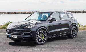 Porsche Cayenne E-Hybrid: Infotainment & Co mit Luft nach oben