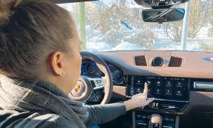Porsche Cayenne E-Hybrid: User Experience