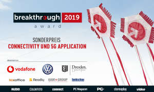 Sonderpreis Connectivity und 5G Application