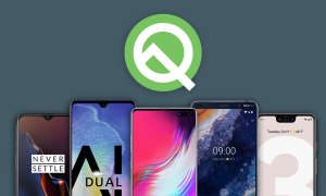Android 10 Q Update Liste