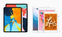 iPad Lineup 2019