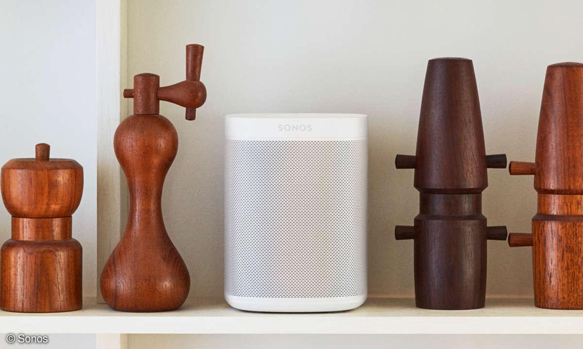 Smarte Speaker: Sonos One