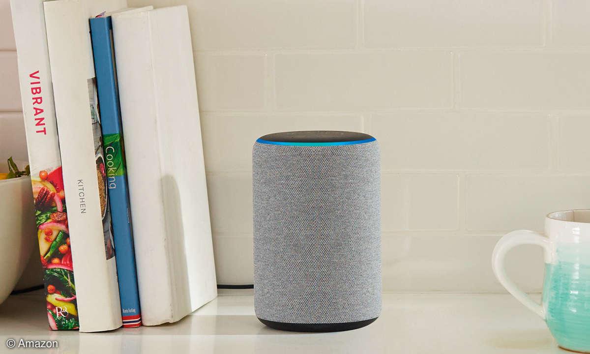 Smarte Speaker: Amazon Echo Plus (2. Gen.)
