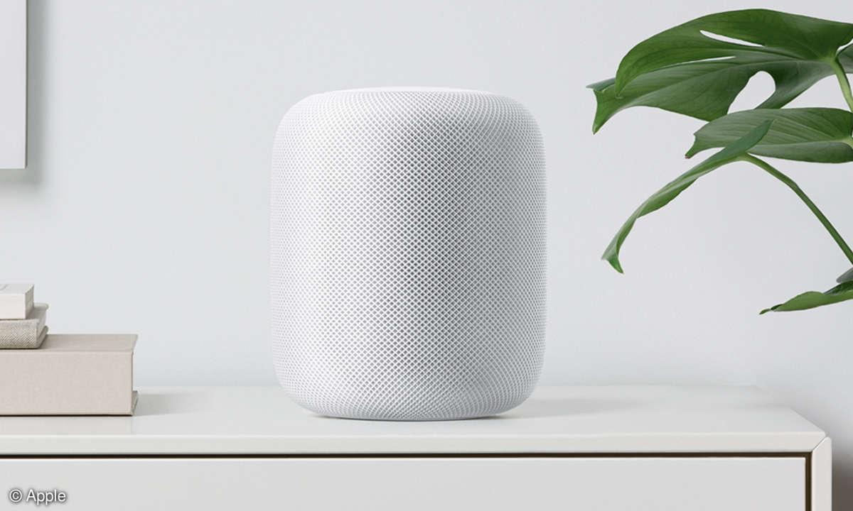 Smarte Speaker: Apple Homepod