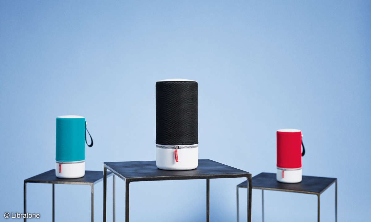 Smarte Speaker: Libratone Zipp 2