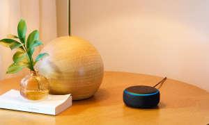 Smarte Speaker: Amazon Echo (Dot 3. Gen.)